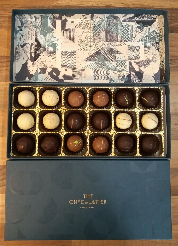 The Chocolatier Michelin Collection Water Ganache