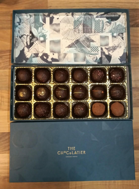 The Chocolatier Vegan Water Ganache