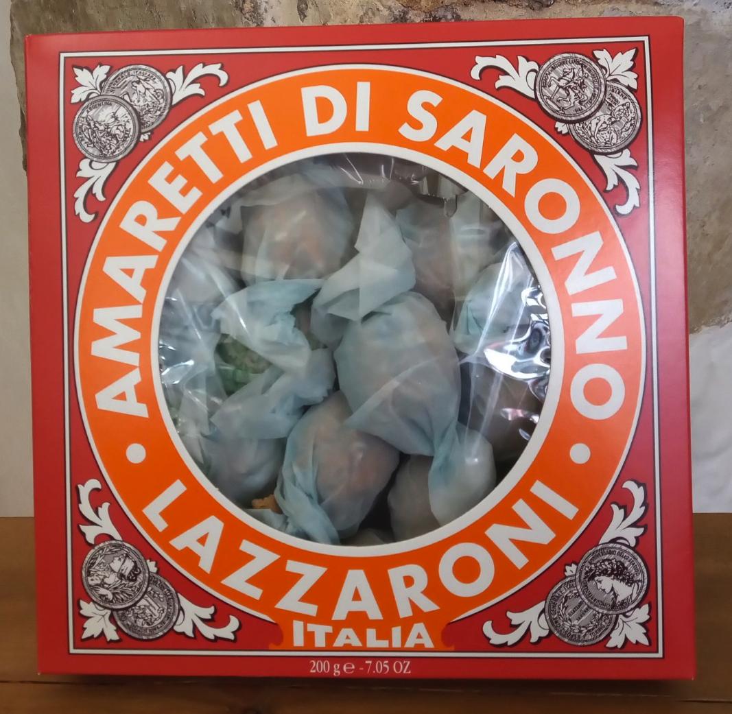 Amaretti Biscuits - Lazzaroni Amaretti di Saronno