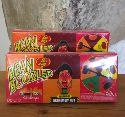 Bean Boozled Jelly Bean Chilli Challenge