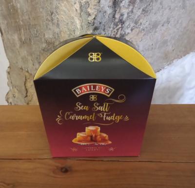Baileys Seasalt and Caramel Fudge
