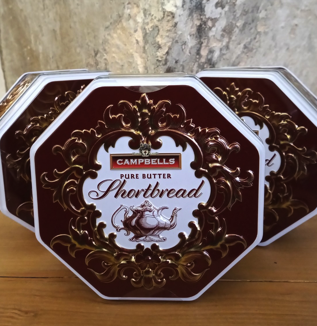 Campbell's Pure Butter Shortbread
