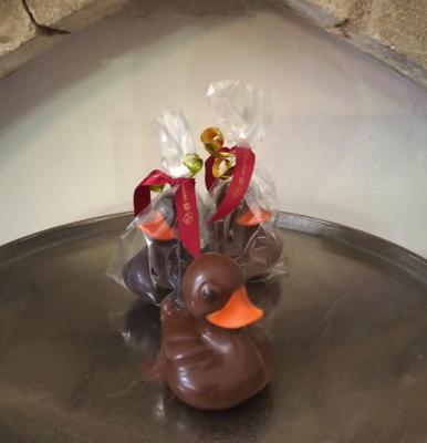 Chocolate Duck