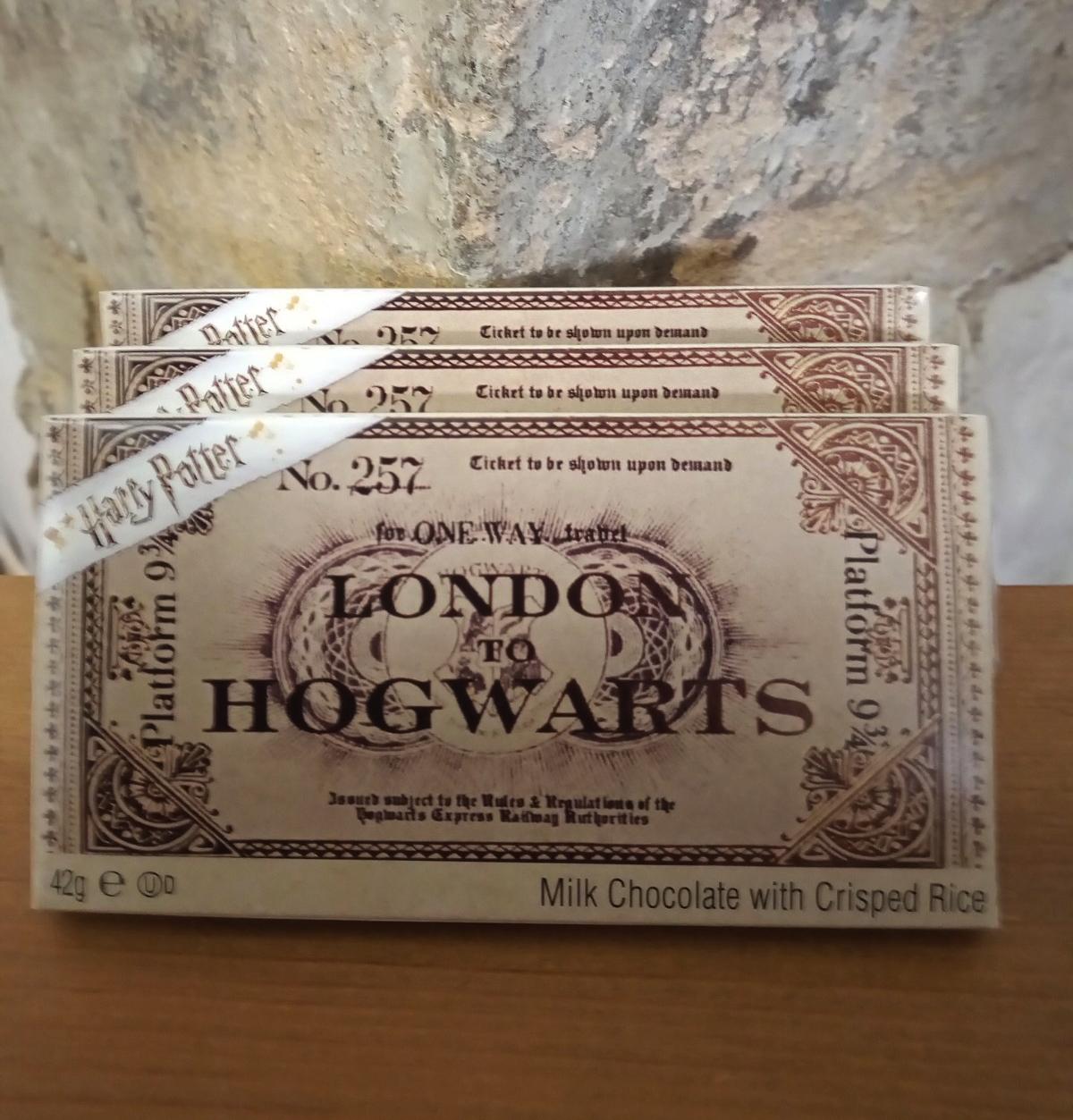 Harry Potter Ticket to Hogwarts