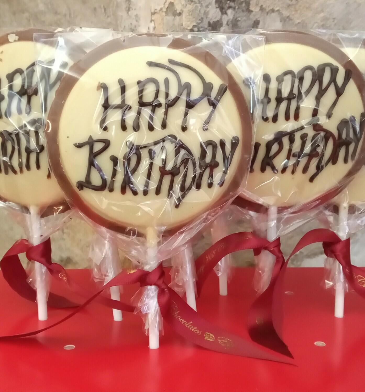 Happy Birthday Lollipop
