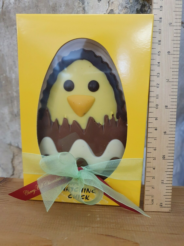 Hatching Chick Chocolate Bar