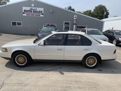 1989 Nissan Maxima