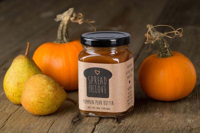Pumpkin Pear Butter