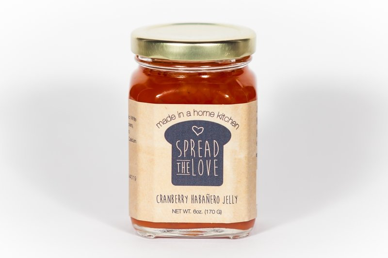 Cranberry Habanero Jelly SOLD OUT