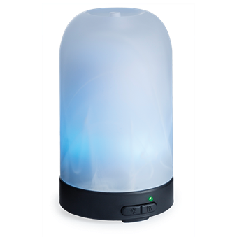 Frosted Glass Oil Diffuser