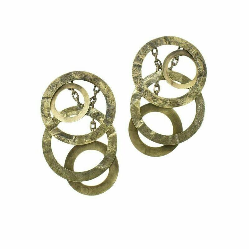 Earrings Euterpe