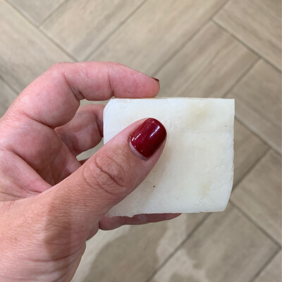 100% Natural Shampoo Bar