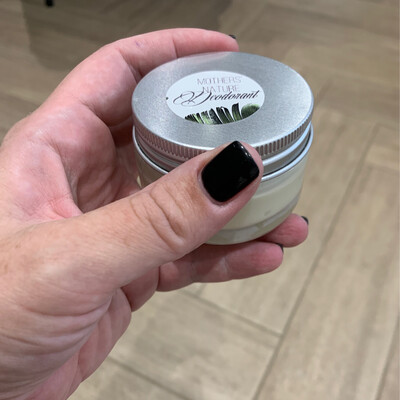 Original Whipped Deodorant Mousse (Shabbos Friendly)