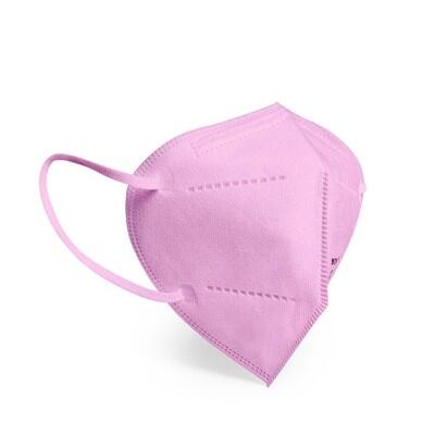 20er Pack FFP2 Schutzmaske PINK
