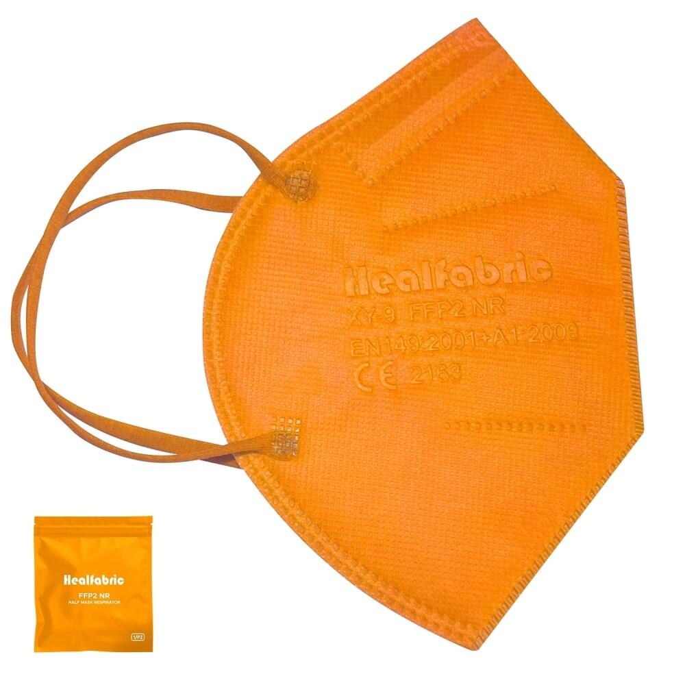 10er Pack FFP2 Schutzmaske ORANGE