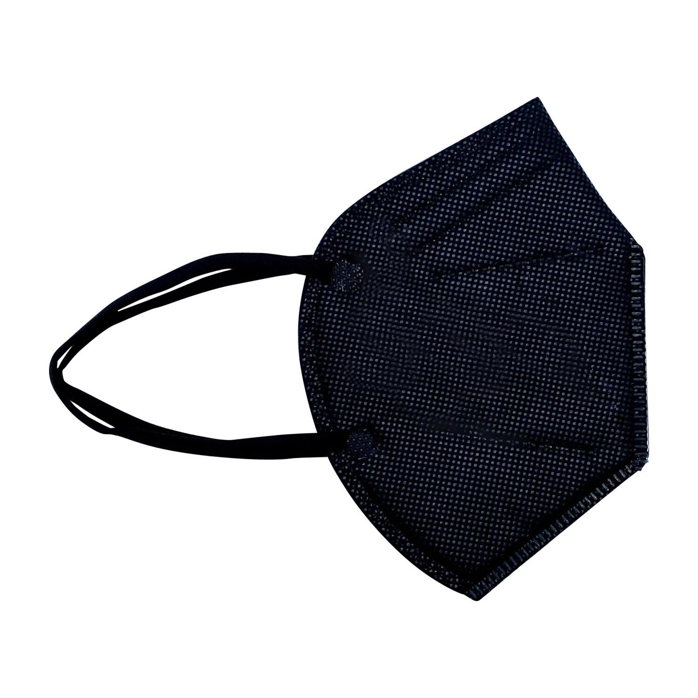 10er Pack Kinder FFP2 Schutzmaske schwarz