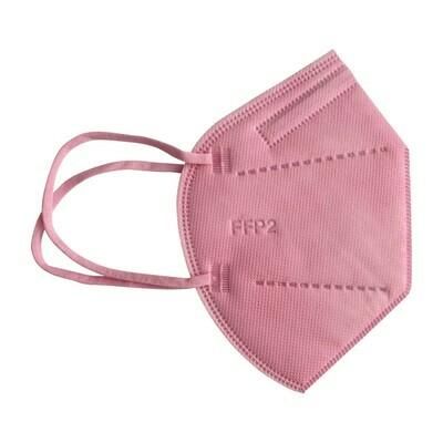 25er Pack FFP2 Schutzmaske PINK