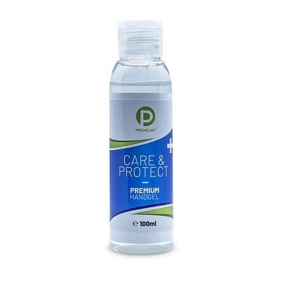 Hydroalkoholisches Premium Handgel - 100 ml