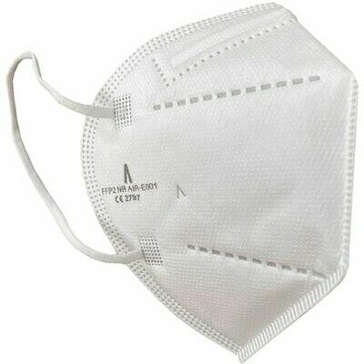 10er Pack FFP2 Schutzmaske WEISS - Made in EU