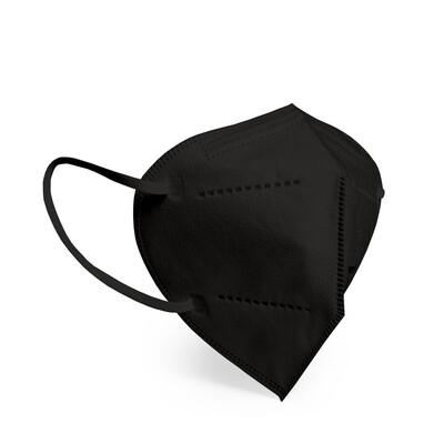 20er Pack Schutzmaske SCHWARZ