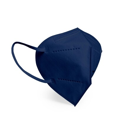 20er Pack Schutzmaske DUNKELBLAU