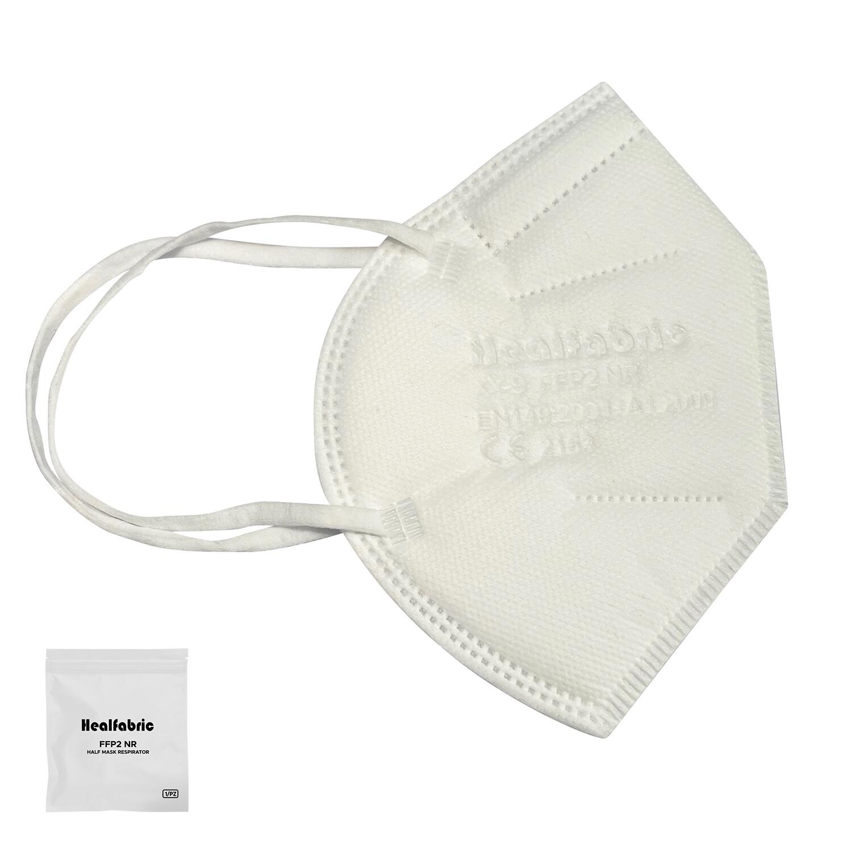 10er Pack FFP2 Schutzmaske WEISS