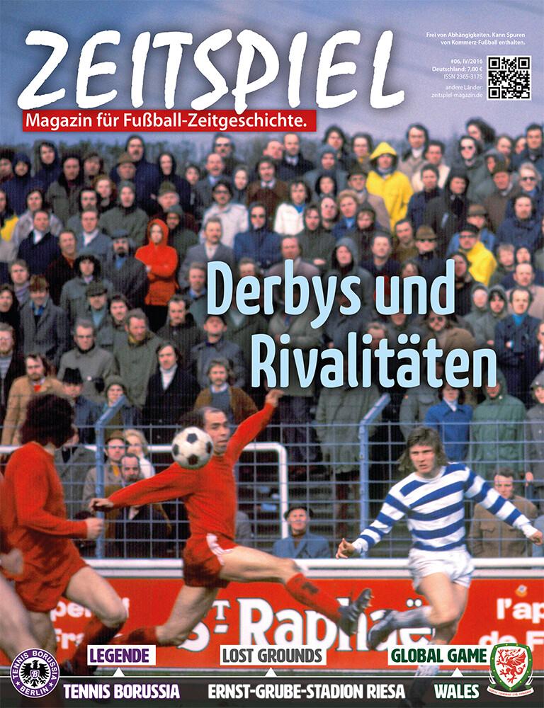 Heft #6: Derbys und Rivalitäten