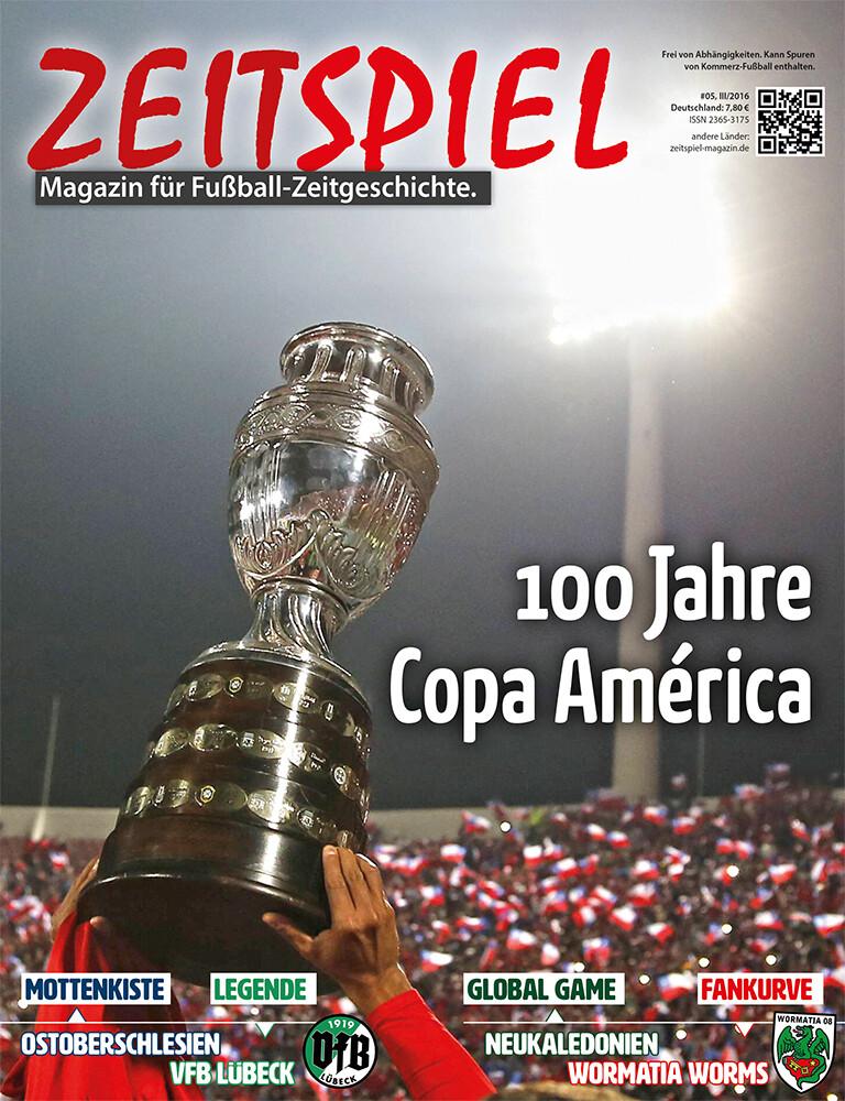 Heft #5: 100 Jahre Copa América