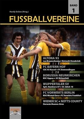 Fußballvereine - Band 1