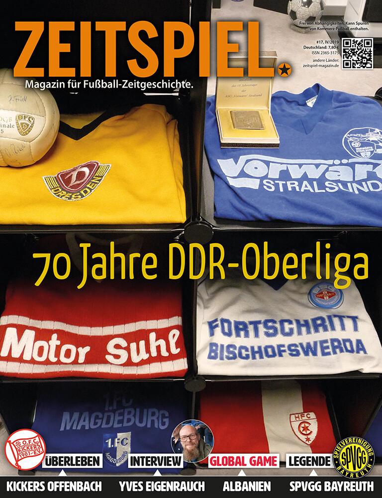 Heft #17: 70 Jahre DDR-Oberliga
