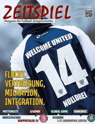 Heft #3: Flucht, Vertreibung, Migration, Integration