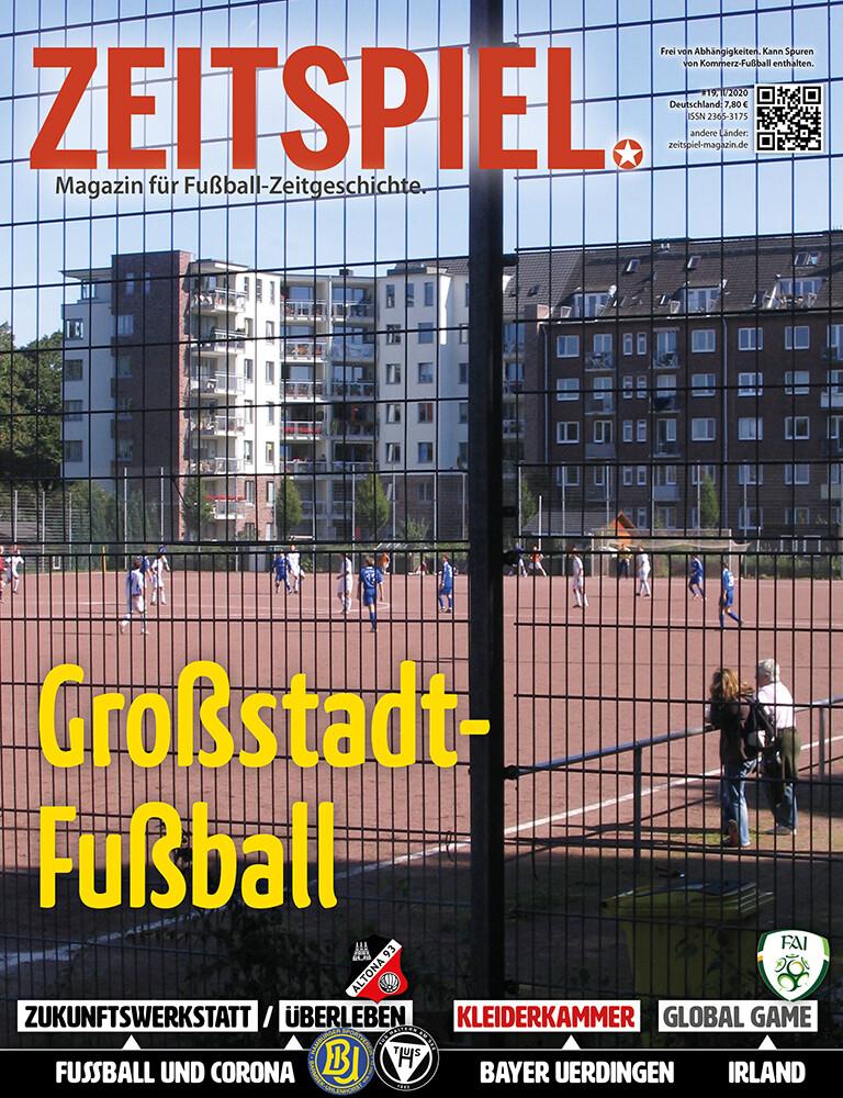 Heft #19: Großstadtfußball