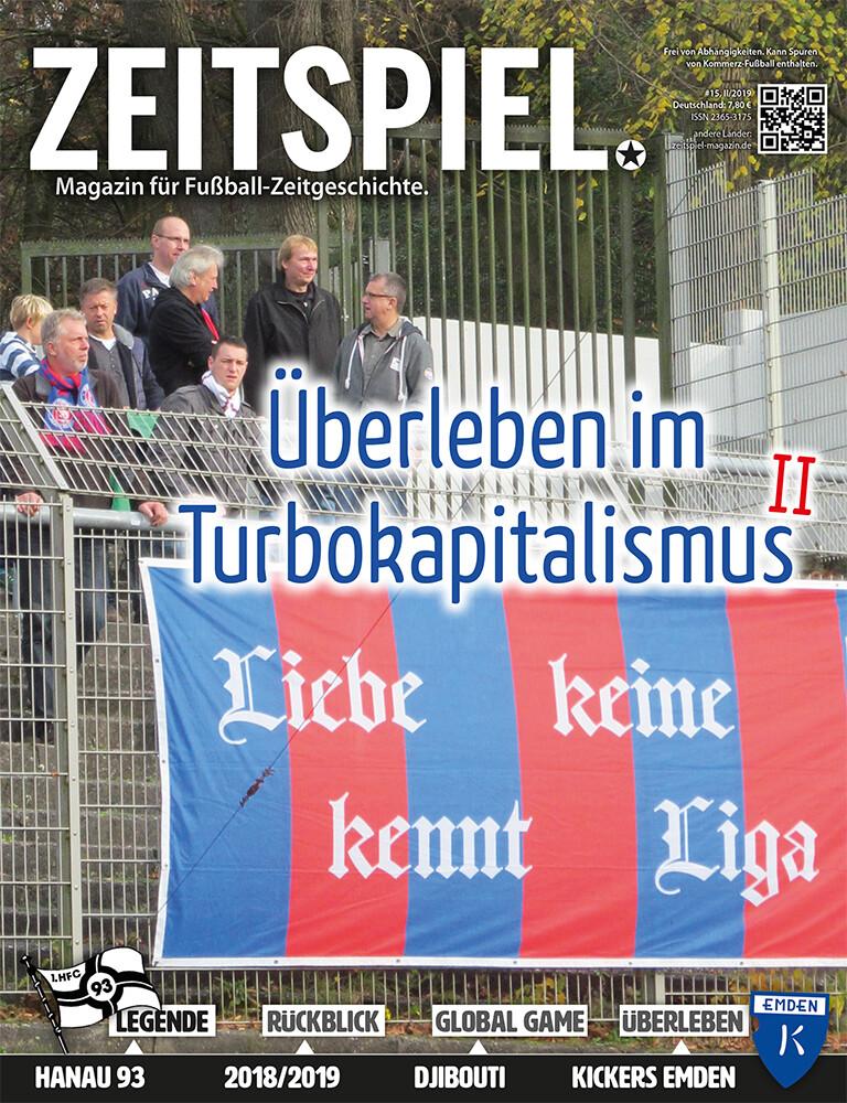 Heft #15: Überleben im Turbokapitalismus II