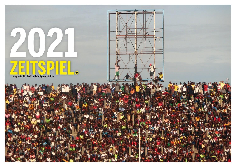 ZEITSPIEL-Kalender 2021 - DIN A4