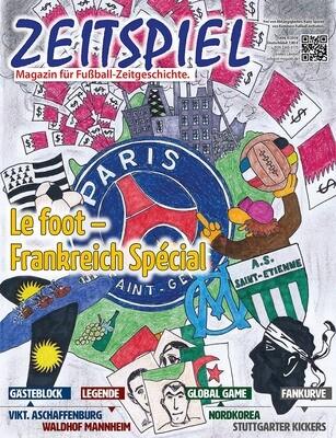 Heft #4: Frankreich spécial
