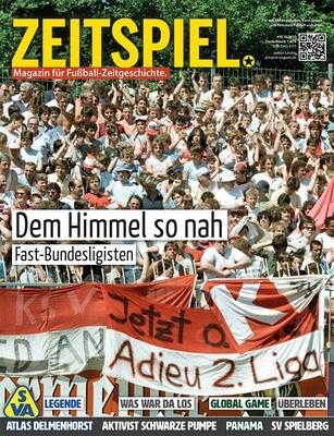 Heft #10: Dem Himmel so nah – Fast-Bundesligisten