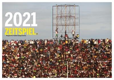 ZEITSPIEL-Kalender 2021 - DIN A3