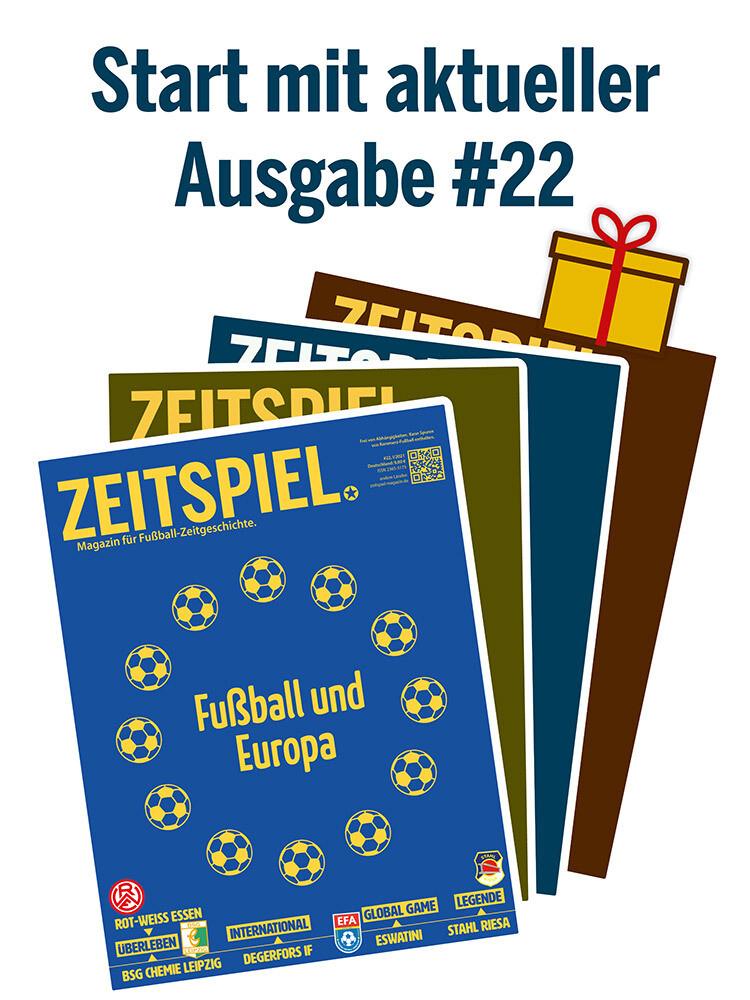 Geschenkabo (Ausgaben #22-25)