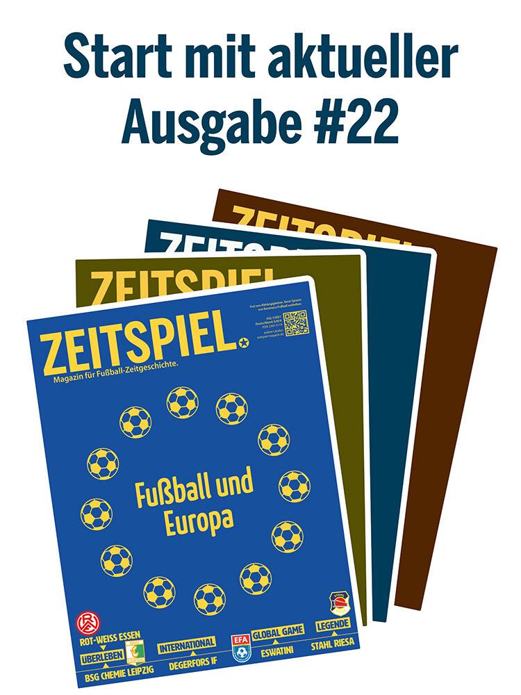 Jahresabo (Ausgaben #22-25)