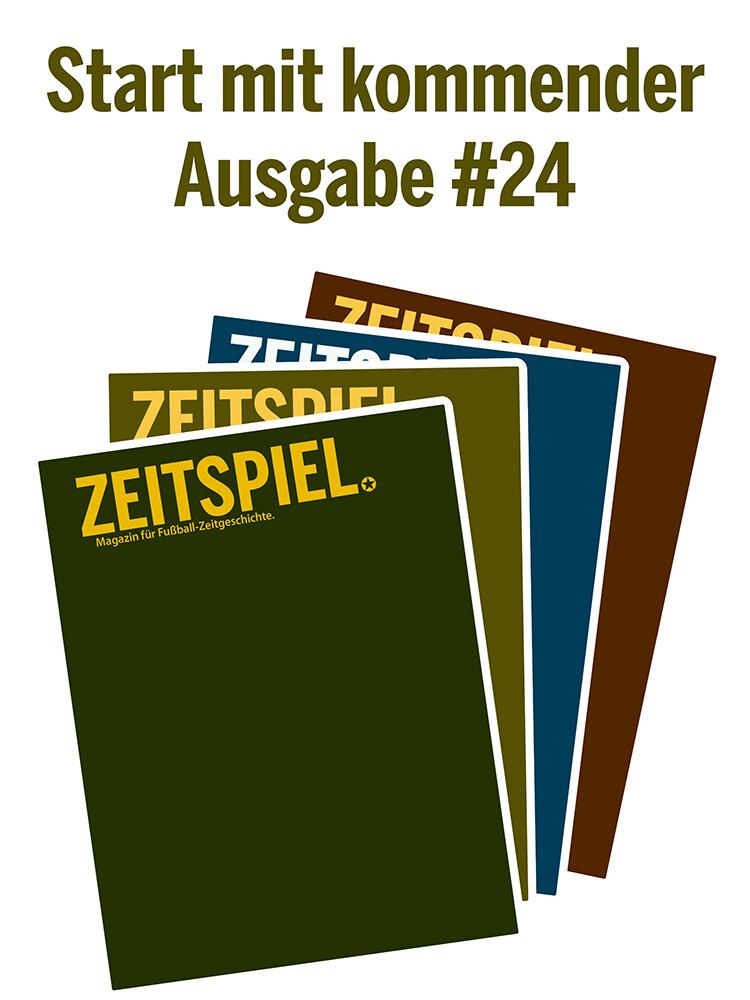 Jahresabo (Ausgaben #24-27)