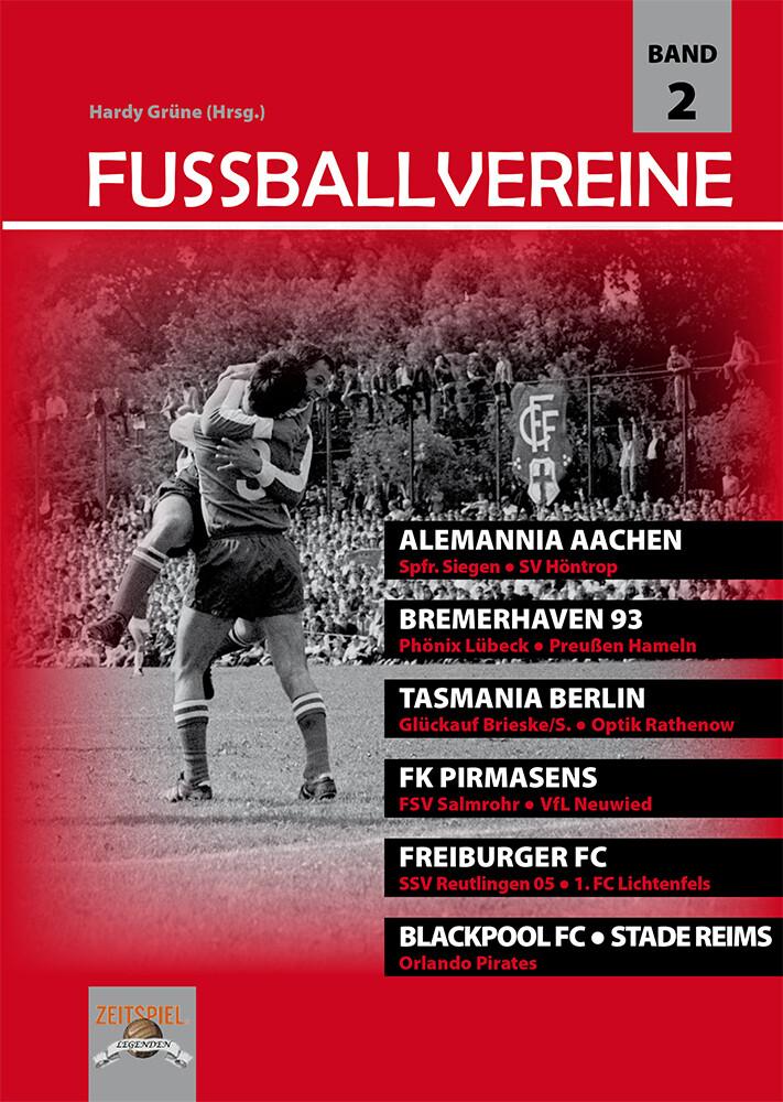 Fußballvereine - Band 2 (Auslieferung ab 27.09.21)