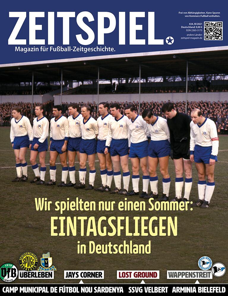 Heft #24: Eintagsfliegen in Deutschland (Versand ab 18.10.21!)