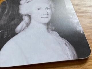 Anna Barbauld Coaster