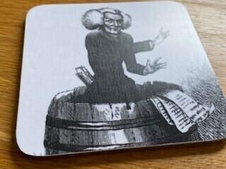 Richard Price Coaster