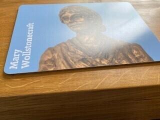 Mary Wollstonecraft 1 Tablemat