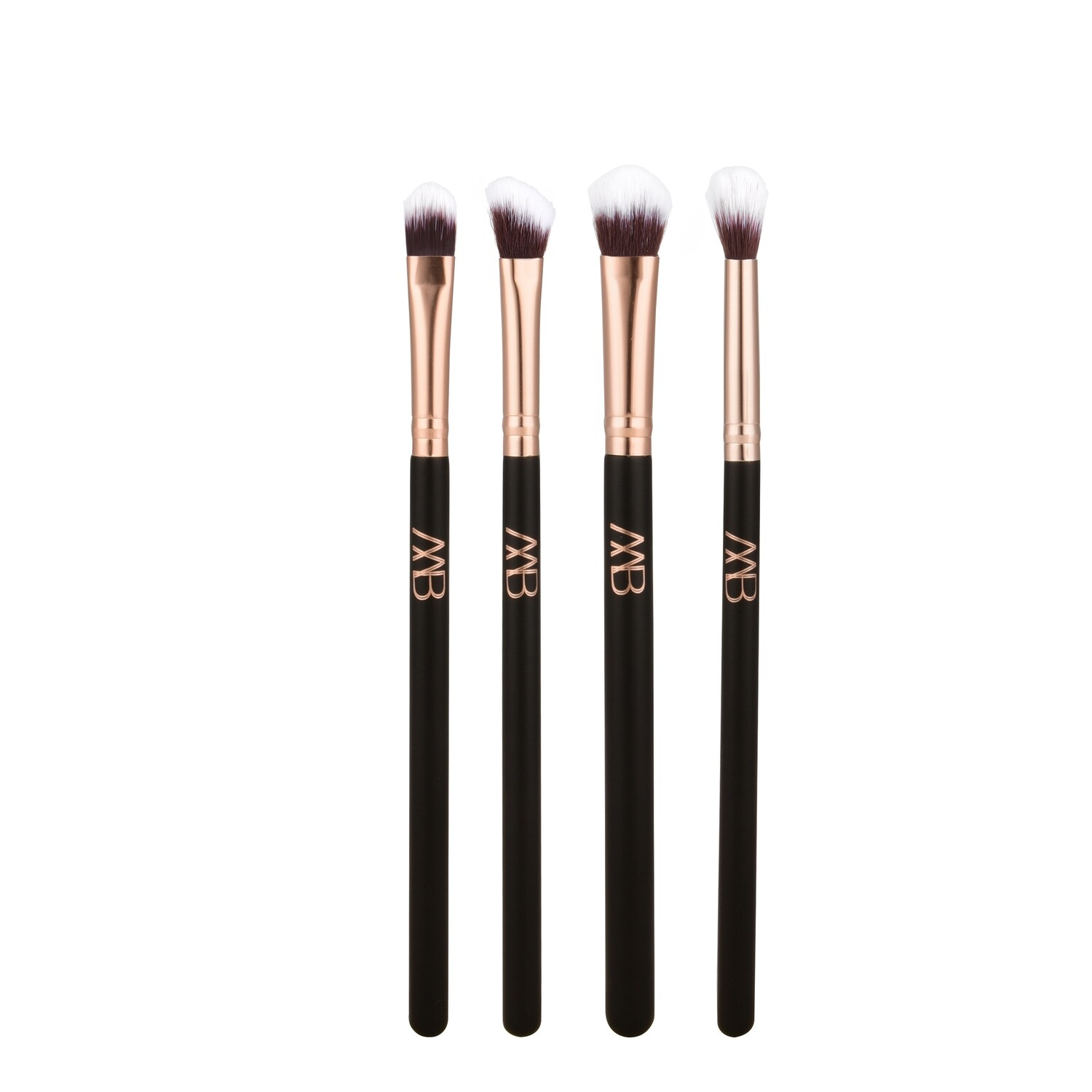 """eye want it all"" eyeshadow brush set"