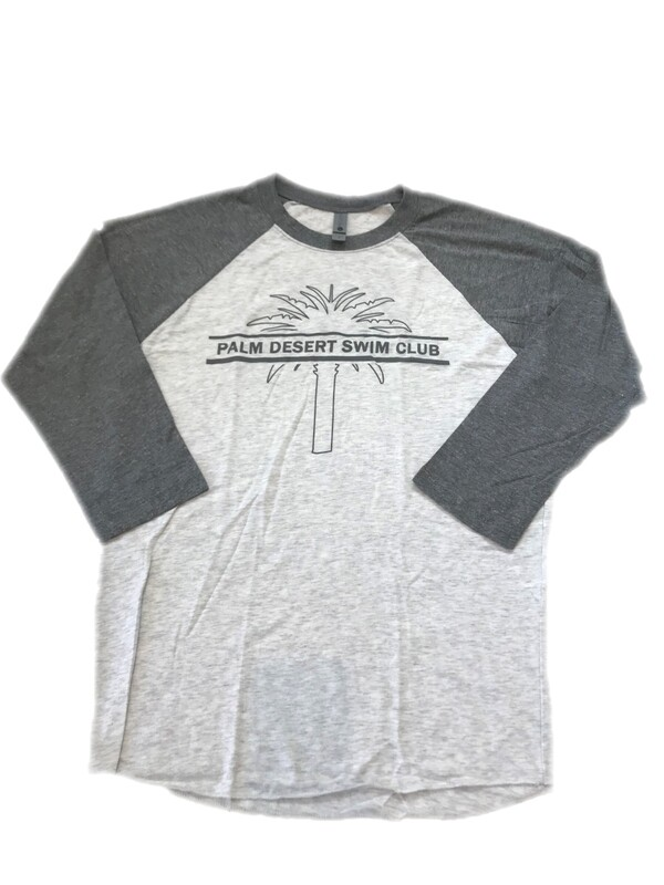 3/4 Sleeve Two-Tone Team T