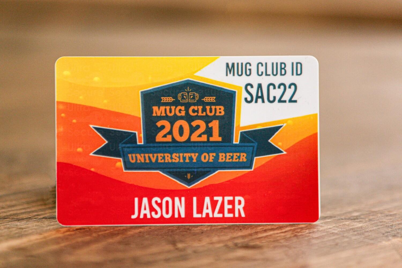 Replacement Mug Club ID