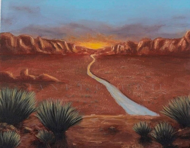 Desert Wander