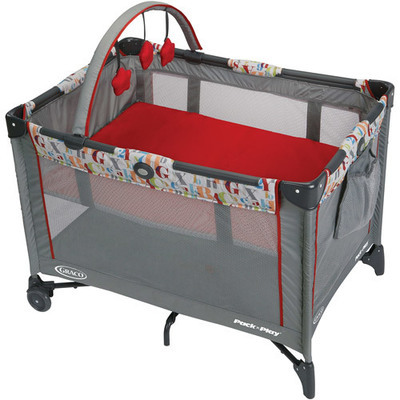 Pack & Play Crib System
